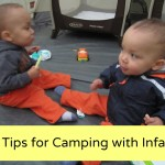 10 Tips for Camping with Infants