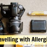 Travelling with Allergies