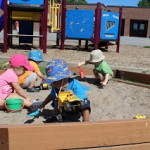 Toddler Sleep Training Day #3 (and a visit to the park)