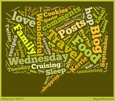 Creating Word Clouds in Tagxedo