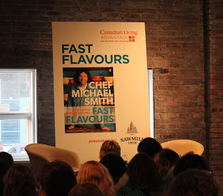 An Evening with Chef Michael Smith