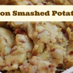 Chef Michael Smith's Bacon Smashed Potatoes