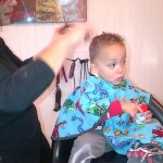 Fundraising and Haircuts