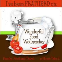Wonderful Food Wednesday - featured