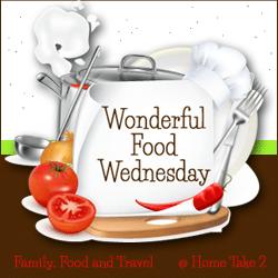 Wonderful Food Wednesday #48
