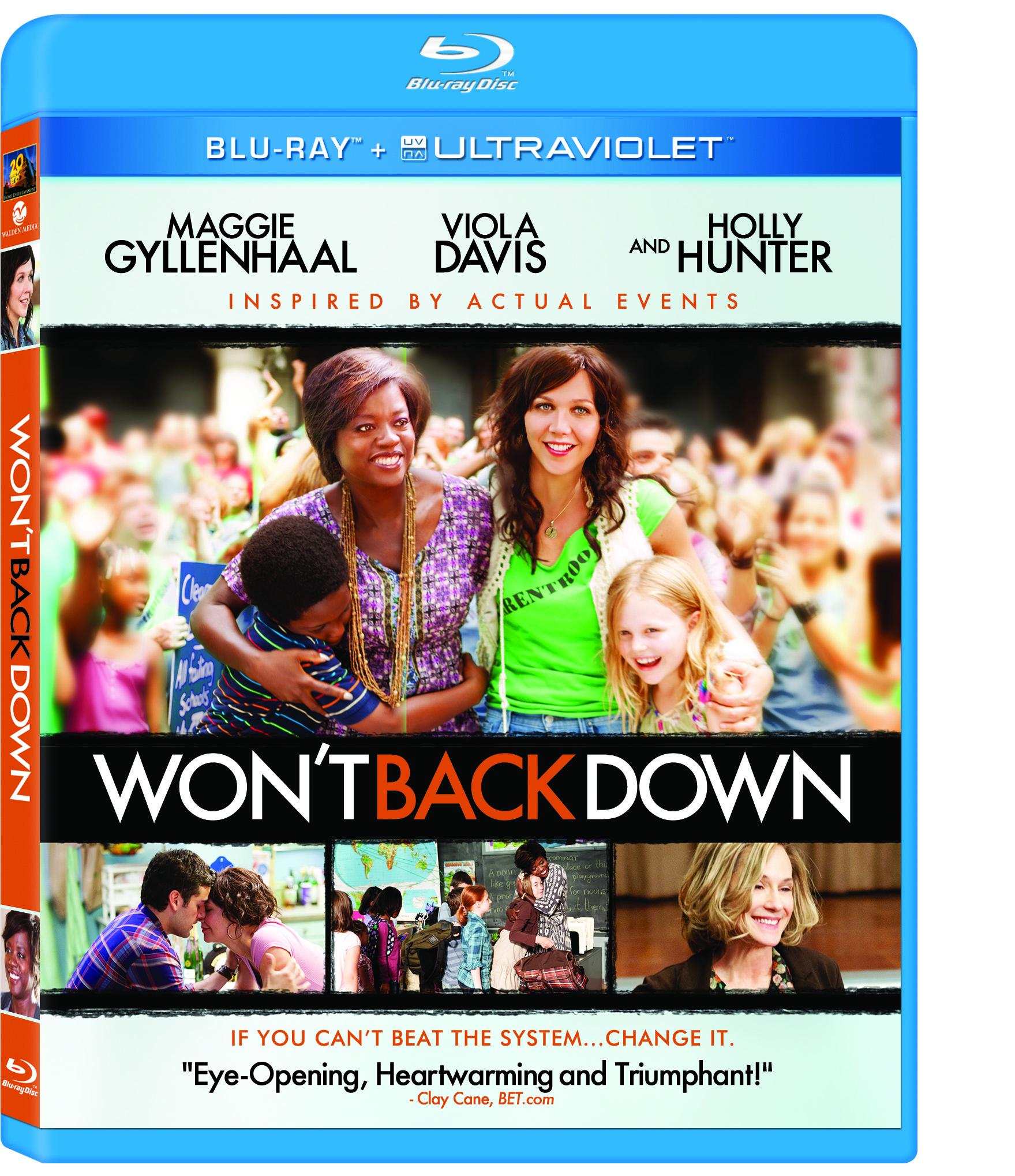 Won't Back Down 2012 movie