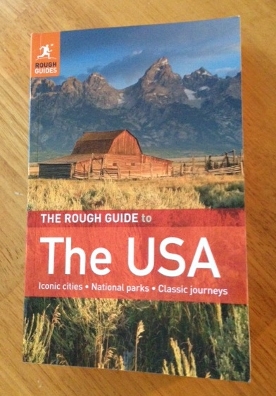 Planning our March trip with Rough Guides