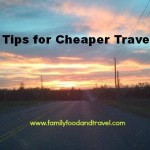 5 Tips for Cheaper Travel