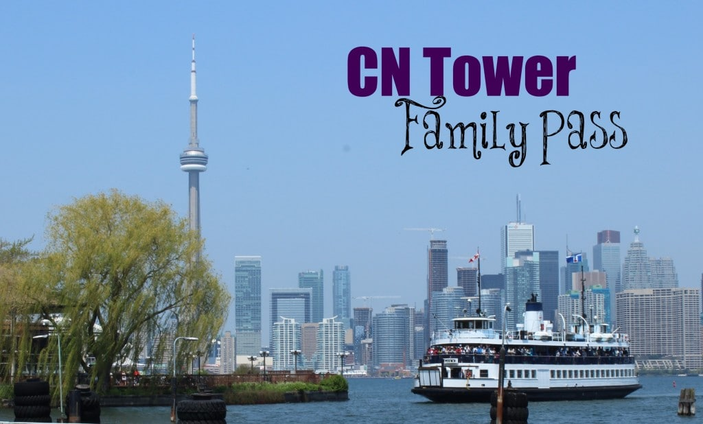 cn tower family pass