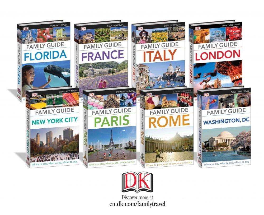 DK Family Travel Guides