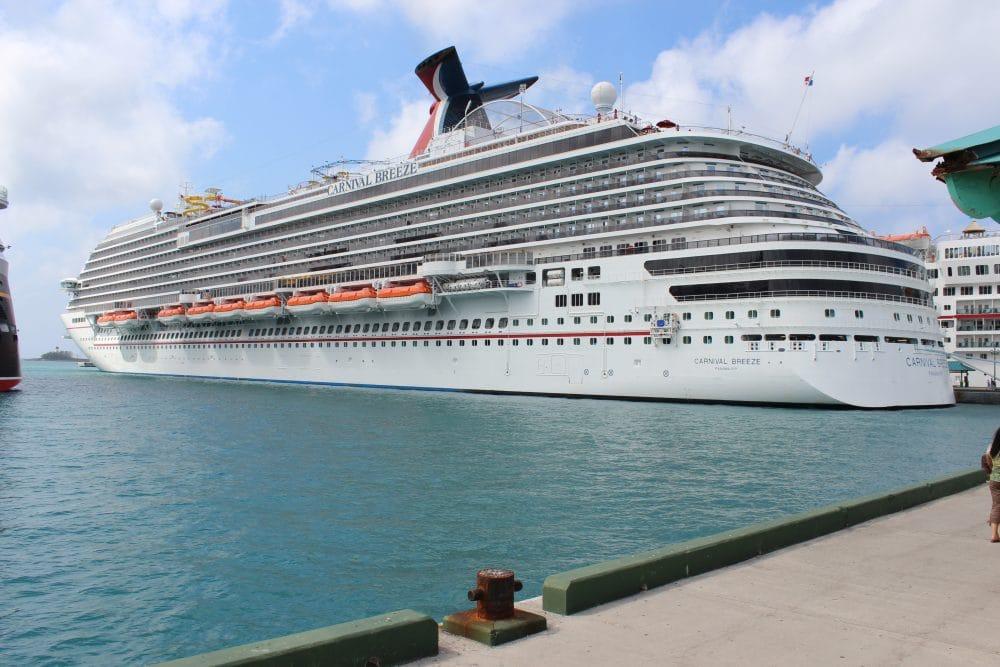 Tips for Boarding a Cruise Ship