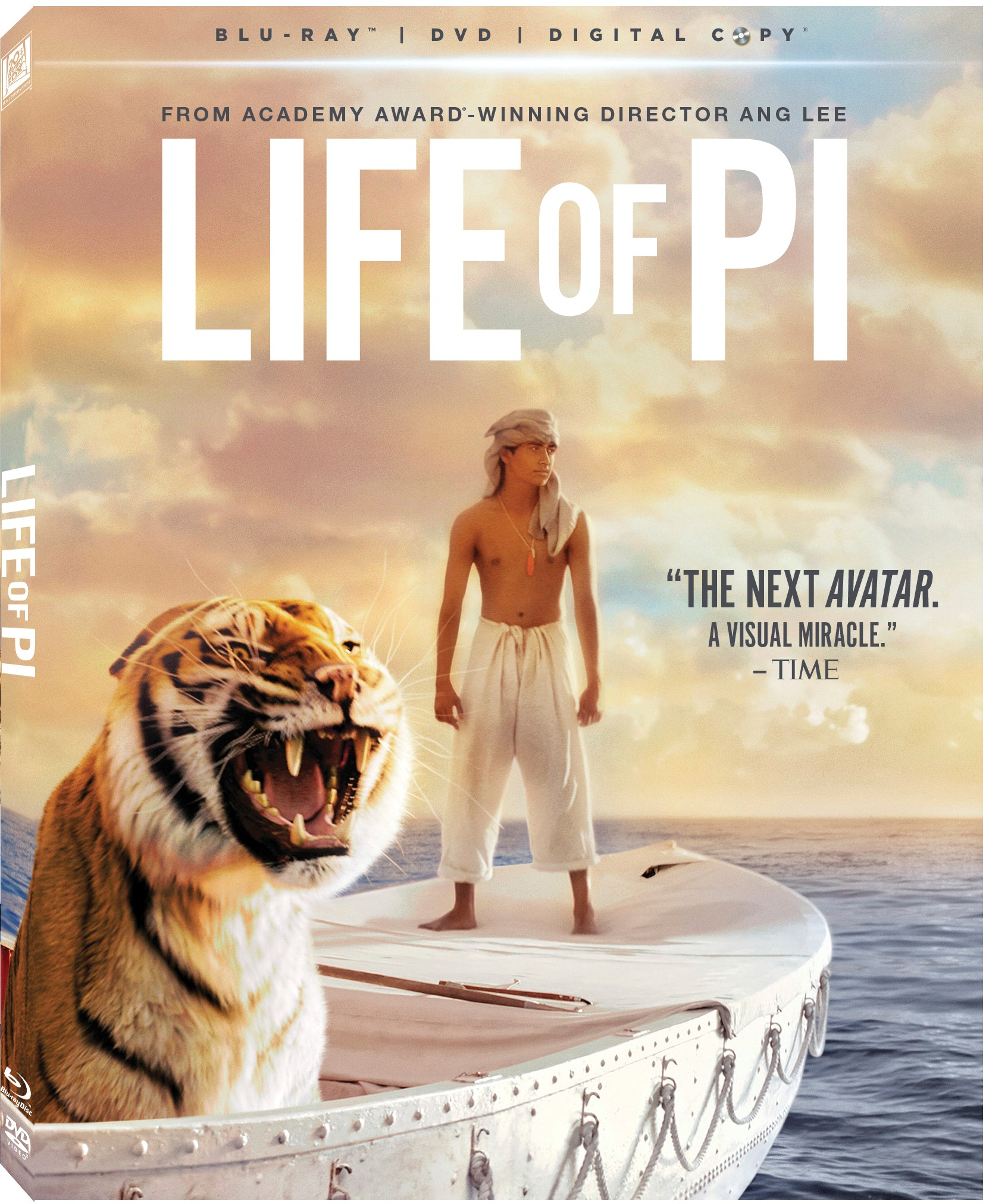 Life of Pi Movie Giveaway
