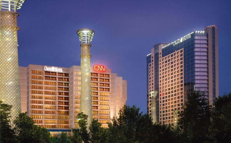 Omni Hotel at CNN Center (Atlanta)