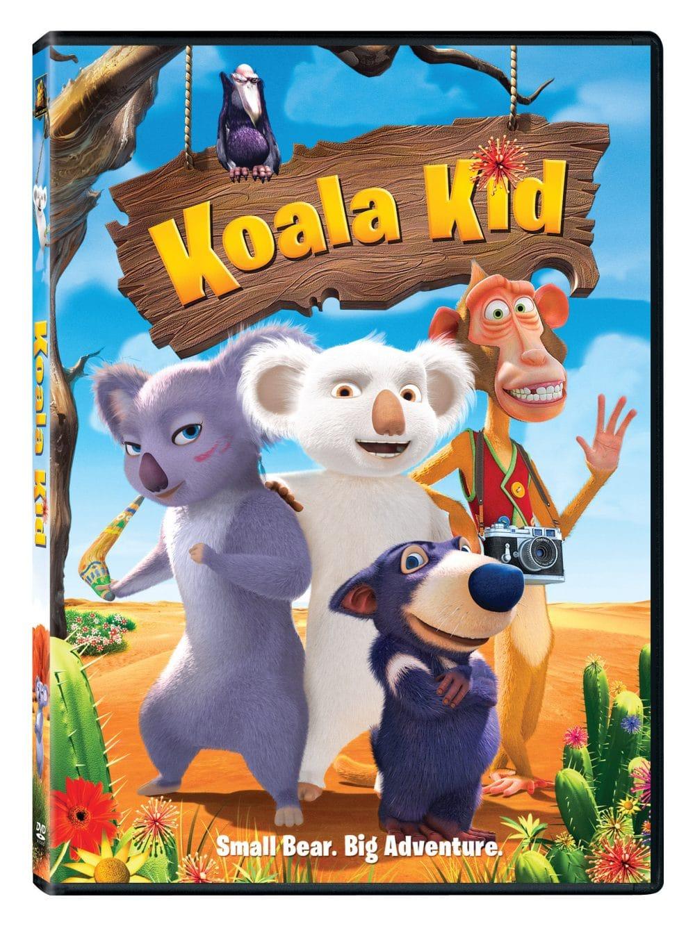 Koala Kid Movie Review