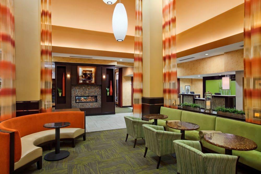 Hilton Garden Inn Dayton South Austin Landing Family Food And Travel
