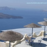 S is for Santorini