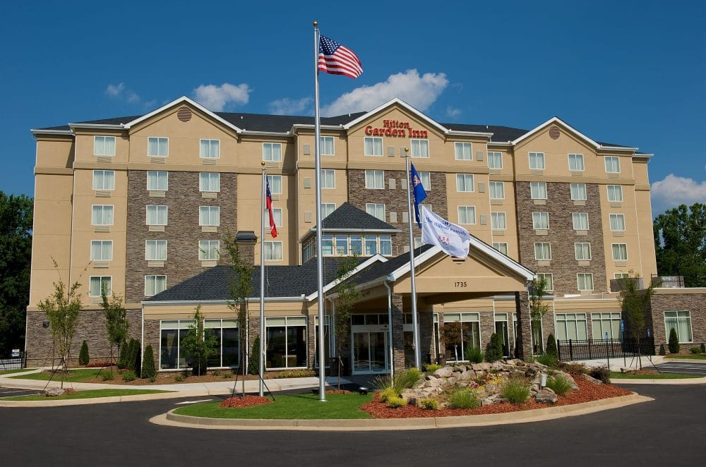 Hilton Garden Inn Gainesville Florida Family Food And