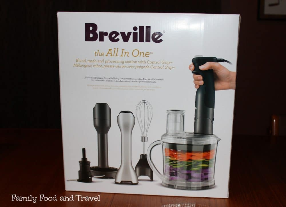 Breville All-in-One #Giveaway