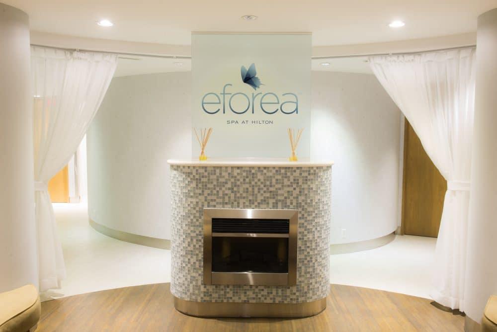 eforea: spa at Hilton Toronto /Markham Suites