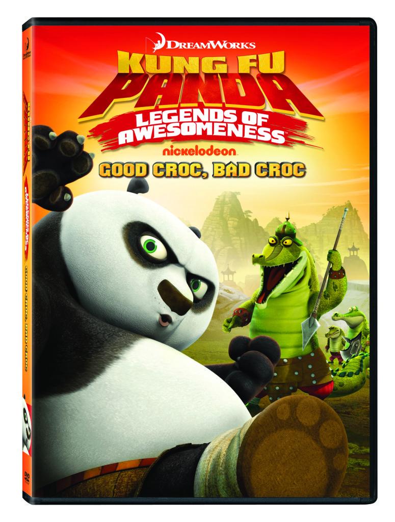 Kung Fu Panda Legends of Awesomeness