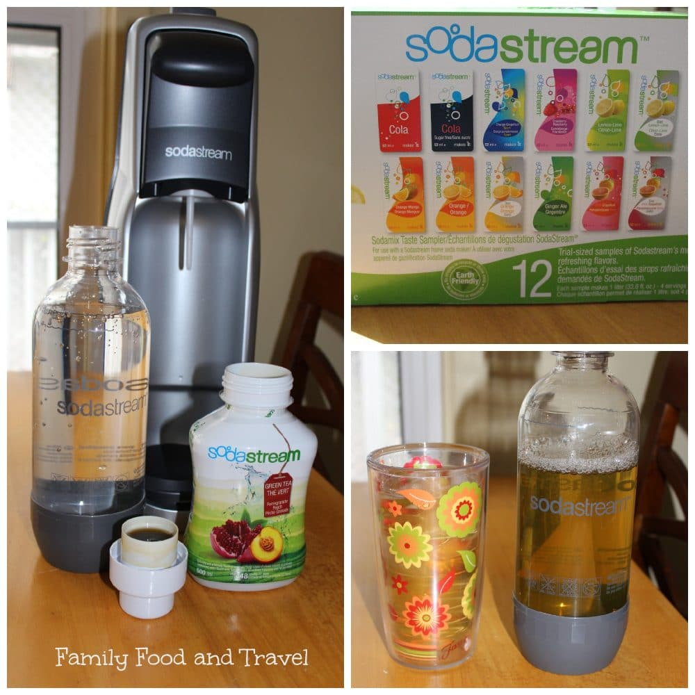 Set Your Bubbles Free: SodaStream Jet Review