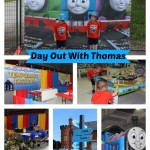 Day Out With Thomas = My Boys' Perfect Day