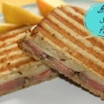 Easy Grilled Steak Panini
