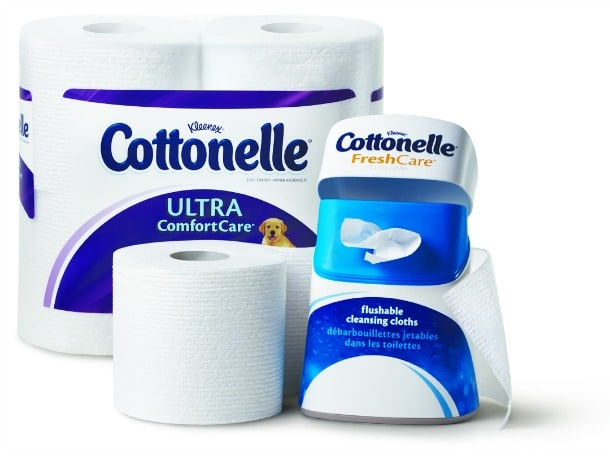 Getting Clean with the Cottonelle Care Routine #LetsTalkBums #ad