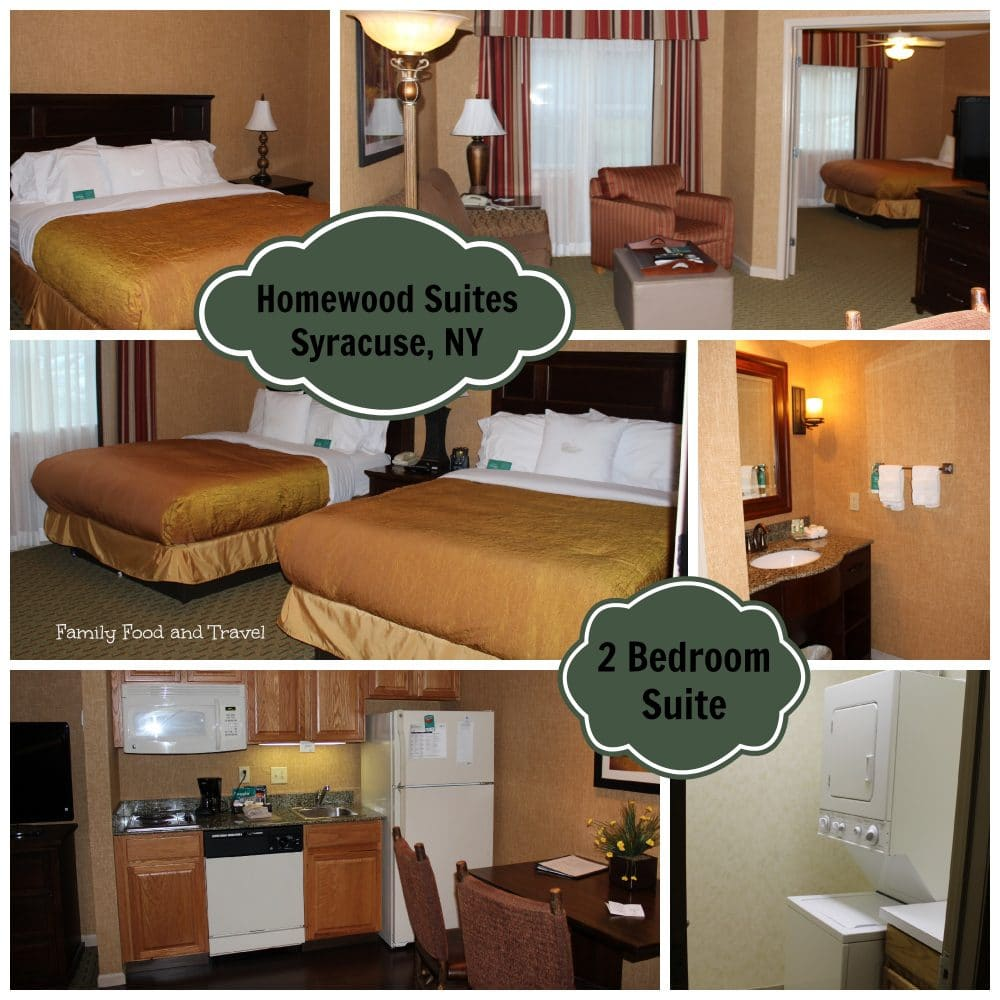Homewood Suites Syracuse NY Family Food And Travel