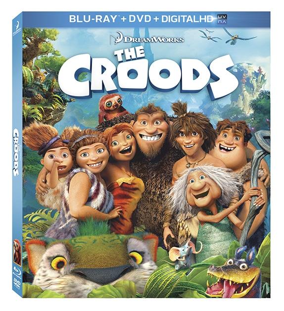 the croods blu-ray