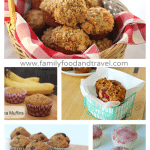 20 Fruit Filled Muffin Recipes
