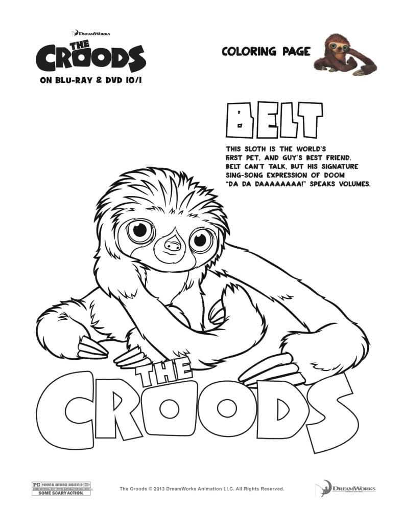 Croods on Blu-ray