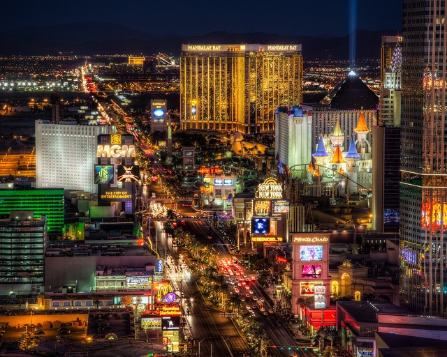 Things to do with the family in Las Vegas