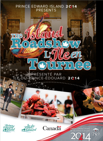 Win tickets to the PEI 2014 Roadshow October 28 Toronto #Giveaway