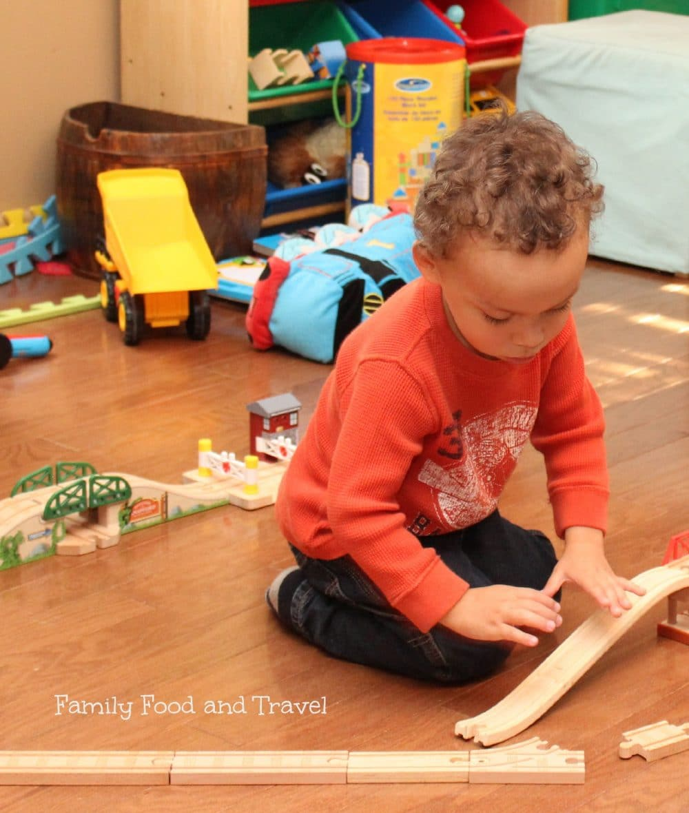 Playtime with Thomas and Friends #FP_Thomas