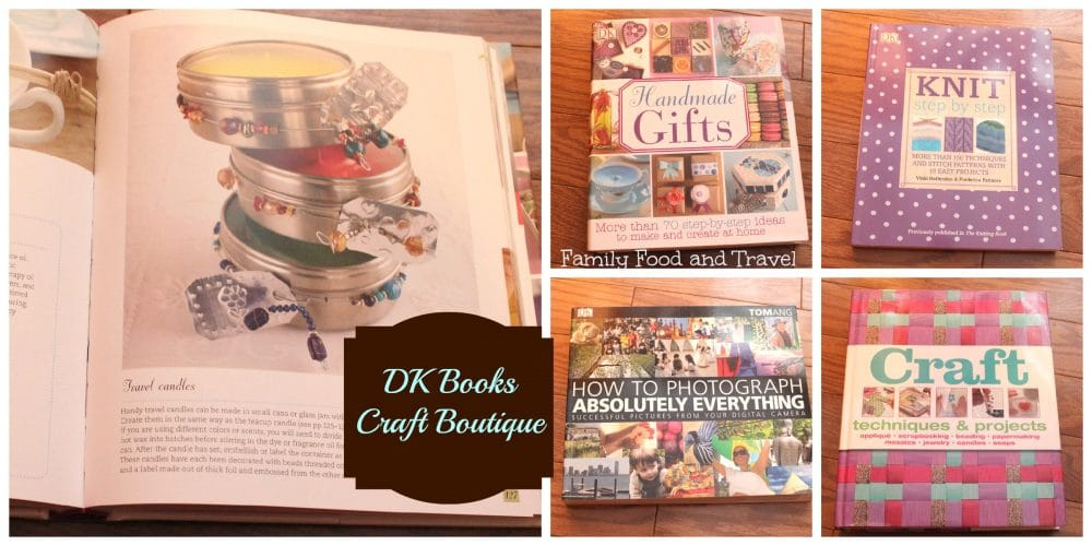 Getting Crafty with DK Books
