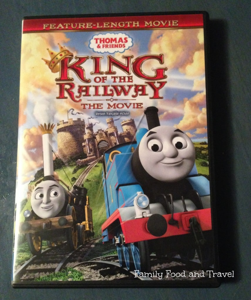 king of the railway thomas