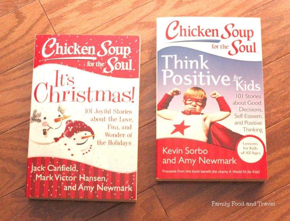 Chicken Soup Books Holiday