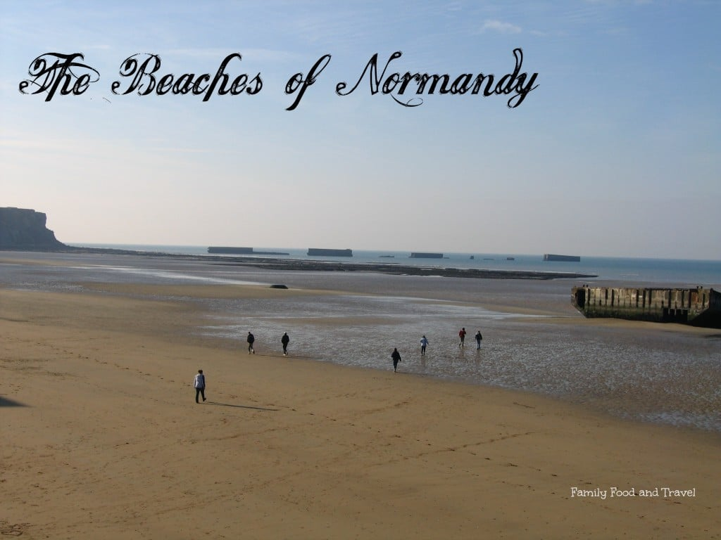 The Beaches of Normandy
