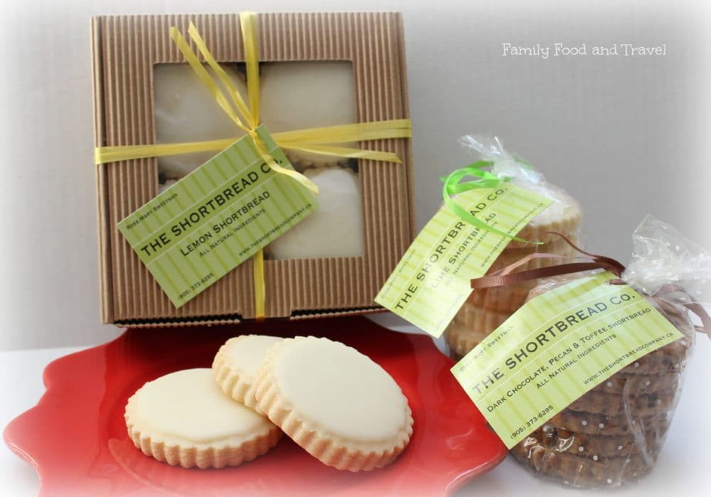 Heavenly Shortbread from The Shortbread Company #Giveaway