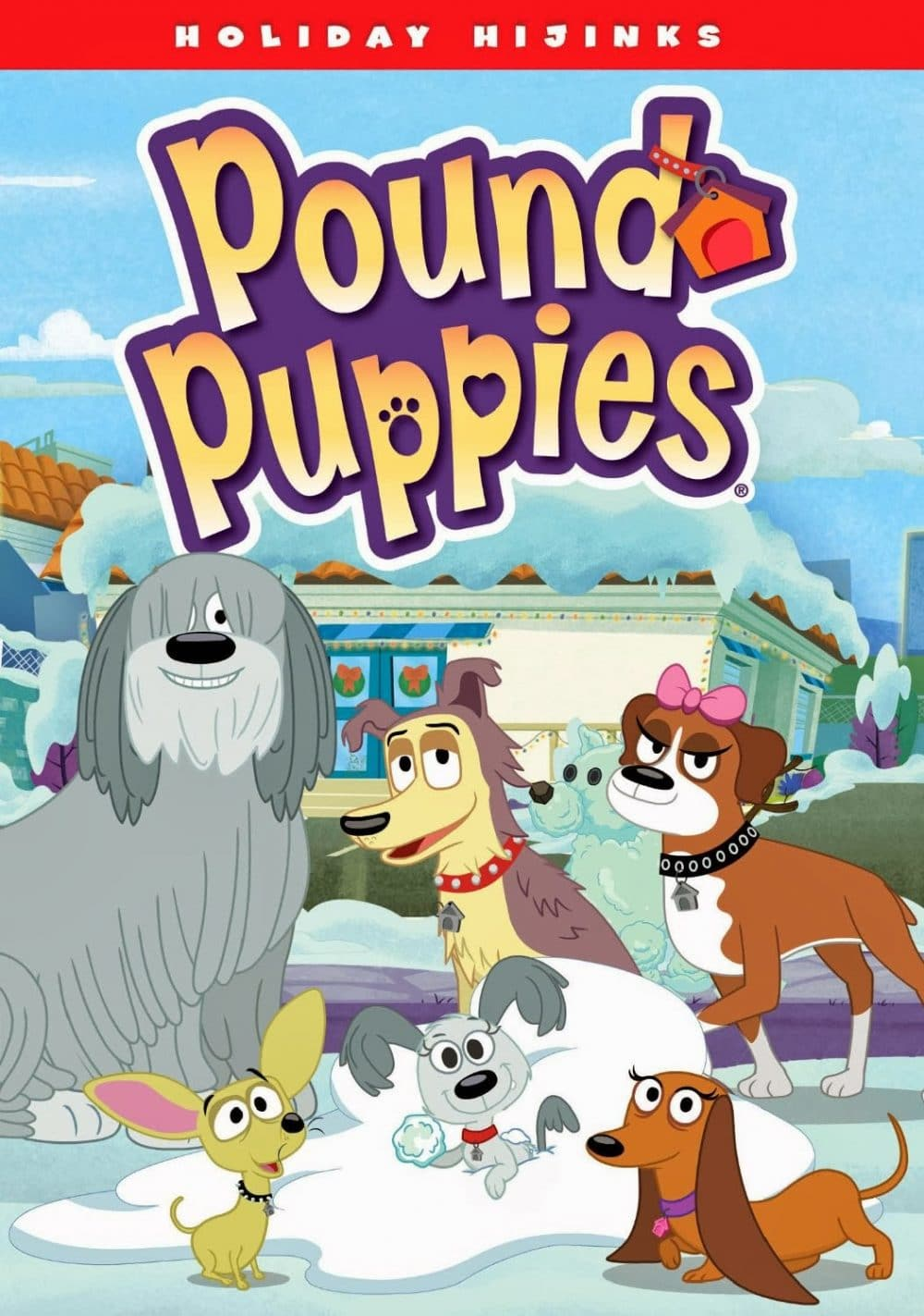 Pound Puppies Holiday Hijinks Family Food And Travel