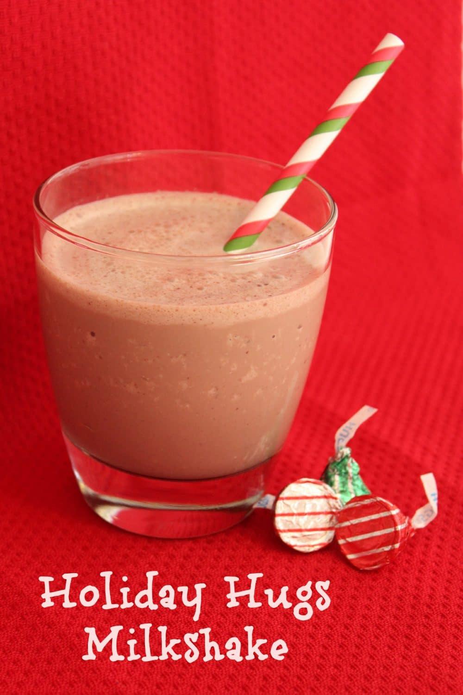 Holiday Hugs Milkshake