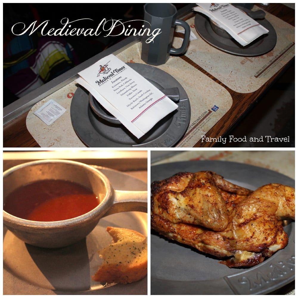 Medieval Times Toronto Dining