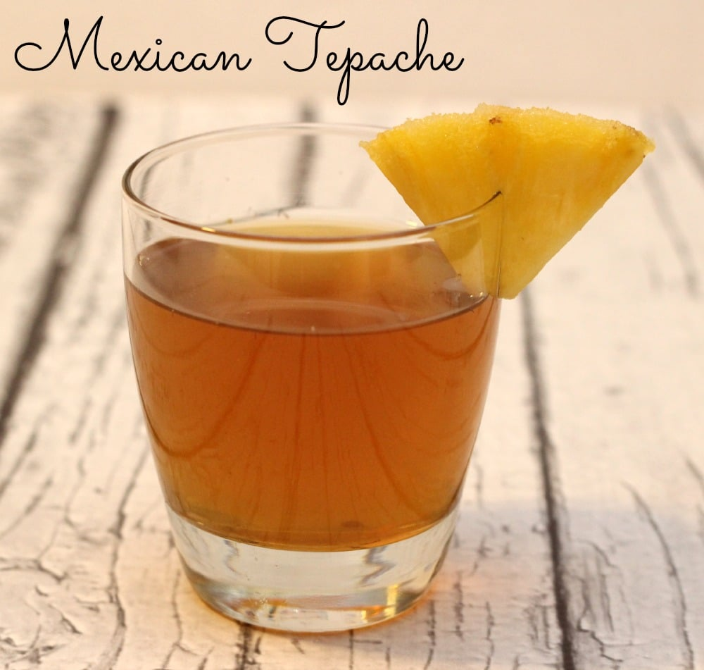 Tepache Recipe for Fermented Pineapple Drink