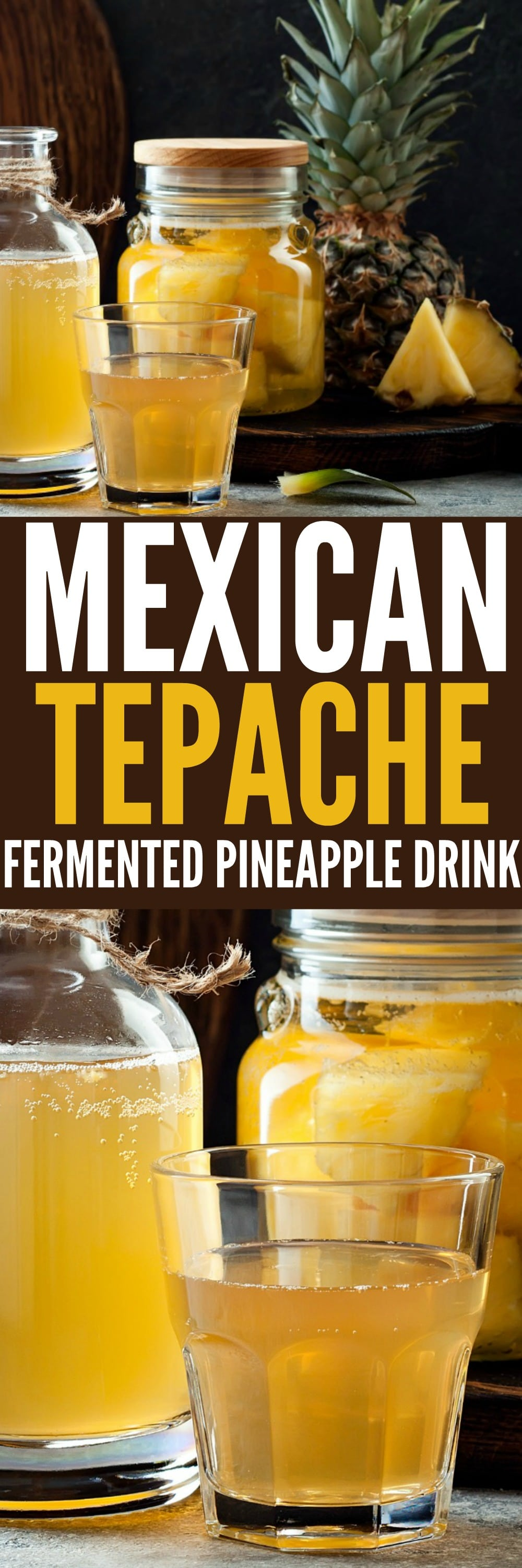 Mexican Tepache Recipe