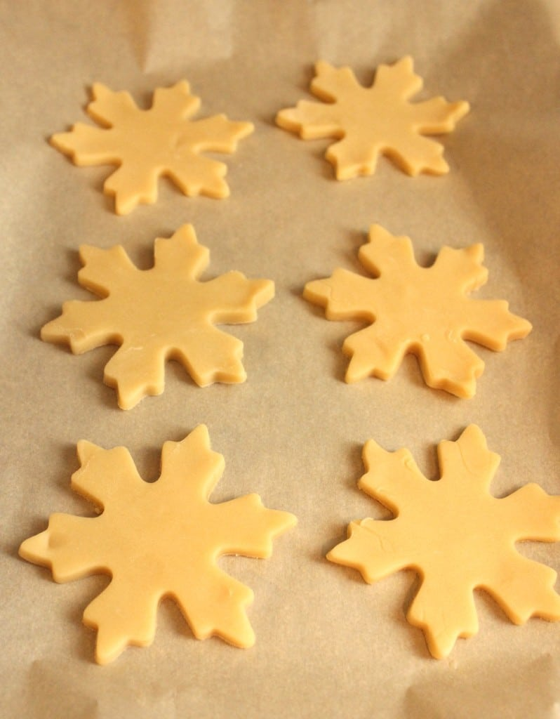 Sugar Cookies Ready to Bake