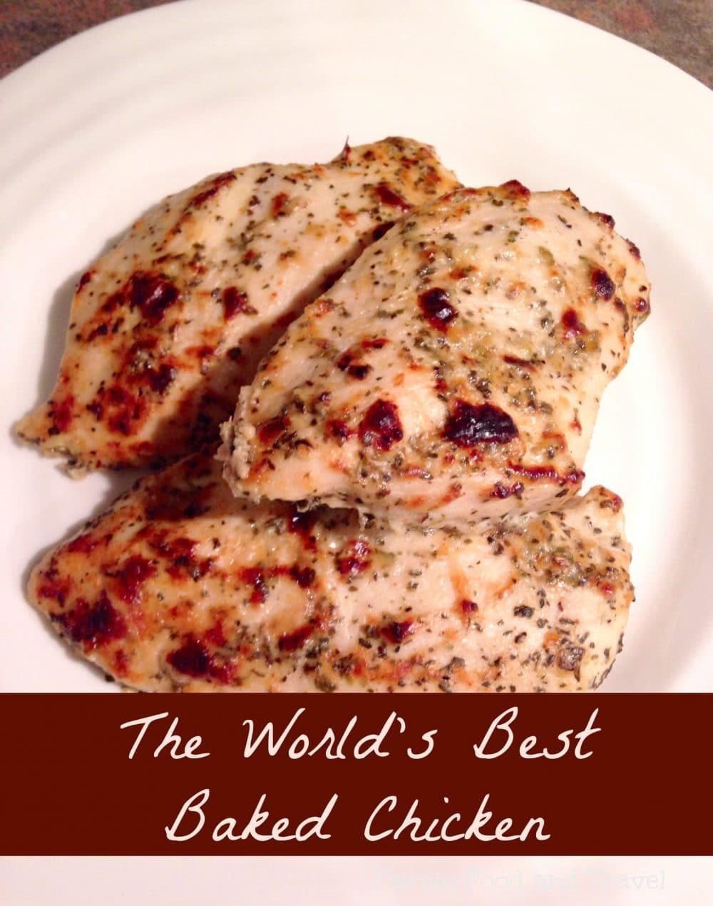 best baked chicken