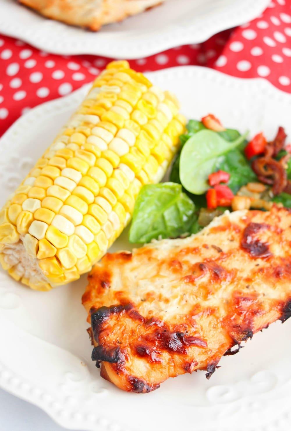 the best baked chicken recipe