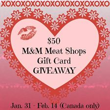 $50 M&M Meat Shops #Giveaway