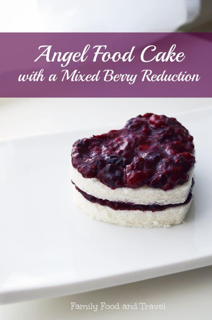 layered angel food cake